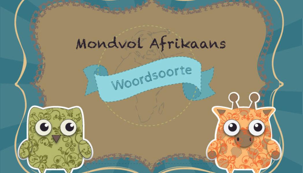 Die Mooiste Plakkate vir die Afrikaansklas