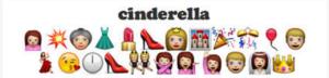 Cinderella emoji story