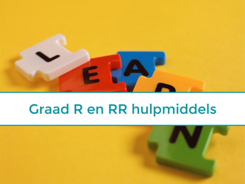Hulpmiddels vir die kleintjies in graad RR en R
